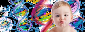 La genetica e i bambini. Le amniocentesi avanzate.