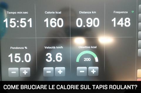 Uno dei programmi per tapis roulant con maggior rendimento per bruciare i grassi